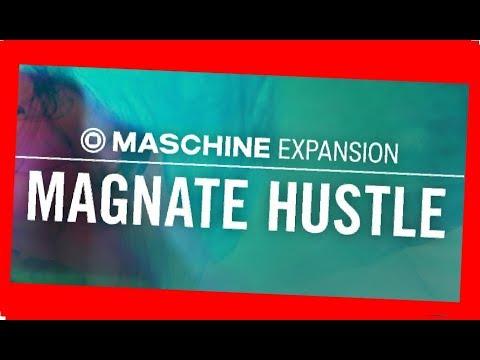 Magnate hustle - demo kit all patterns - maschine expansion native intruments