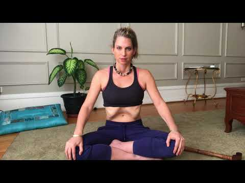 Eliminate constipation, ibs, sluggish digestion, bloating with yoga, ayurveda & agni sara