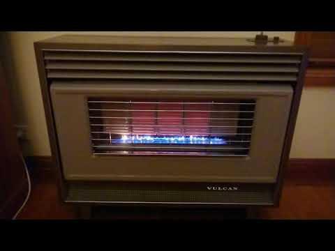 Vulcan oil heater hydraflame mk ii