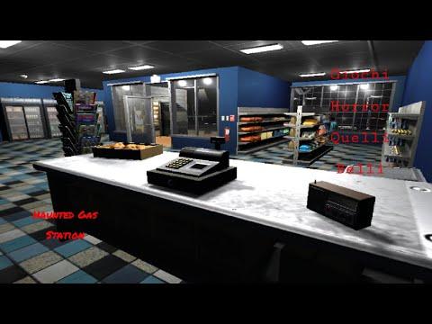 Best gioco horror 2020!!! | haunted gas station.