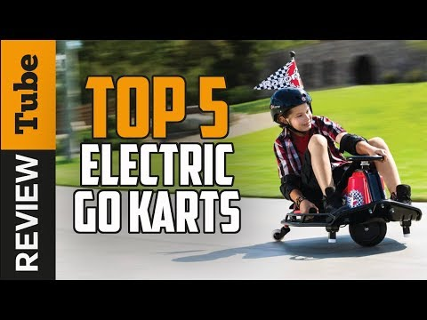 ✅go-kart: best electric go-kart 2021 (buying guide)