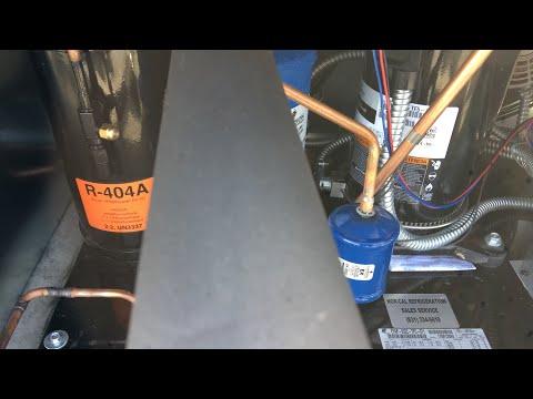 Compressor tripping breakers